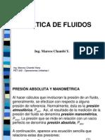 2 - ESTÁTICA DE FLUIDOS