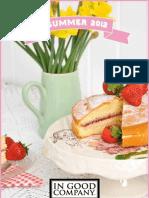 IGC Summer Catalogue 2012