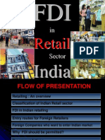 FDI in Retail Marketing