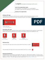 Netflix Logo Guidelines