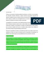 El Geomarketing