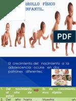 Desarrollo Fisico Infantil