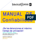 Manual de Confiabilidad (Spanish)