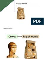 עיבוד תמונה- הרצאות |  Bag of Words