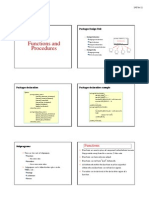 02 5 Functions and Procedures