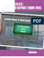 Looking Ahead a Cloud Report From 2015