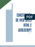 CONSTRUÇÃO DE WEB SITES HTML E JAVASCRIPT_2