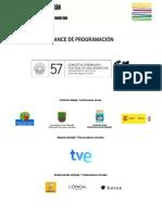 Programación 57º Festival de Cine de San Sebastián