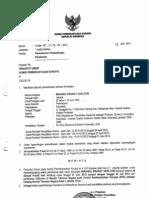 Surat Permohonan Perpanjangan Penahanan - Miranda S Goeltom