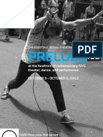 Prelude.12 Program Guide