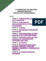 CICLO FORMATIVO DE GESTIÓN ADMINISTRATIVA