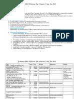 E-Business Course Plan 2012-M JKL
