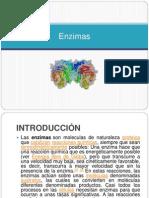 Enzimas-BIOQUIMICA