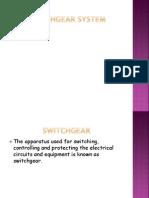 Switchgear System