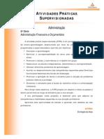ATPS 2012 2 ADM 2 Adm Finaceira e Orcamentaria