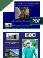 Lavado de Manos PDF