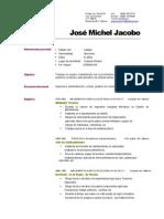 Curriculum Jose Michel(160912)