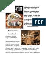 The Consortium Patriot Acts Part III Excerpt - Is Paris Burning