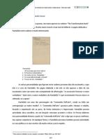 Claúdia Souza - Pantaleão e a Política