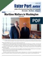 Deep Water Ports CT 8- 2012