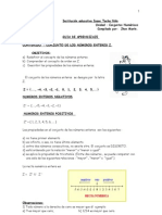 Conjuntos Z- Guía base