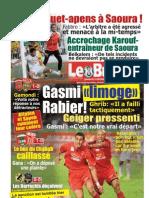 LE BUTEUR PDF du 23//09/2012