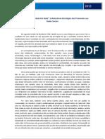 Implicações da Sociedade em Rede -  a relevância estratégica dos protocolos nas redes sociais