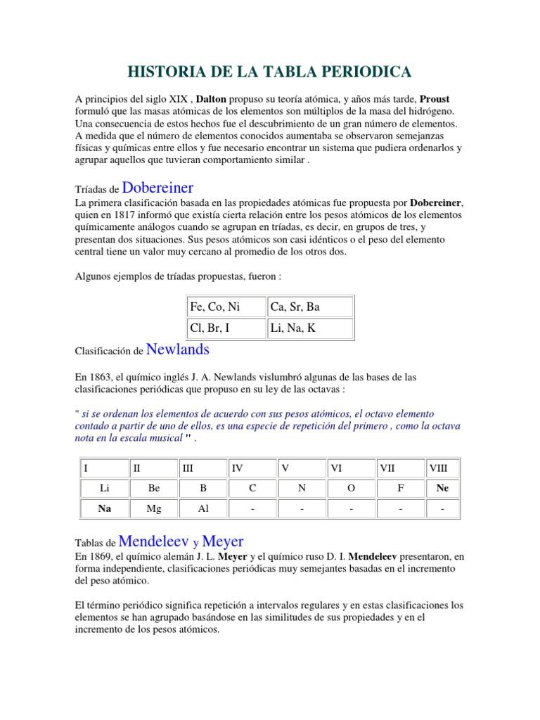 Historia de la tabla periodica 1533367190v1 urtaz Gallery