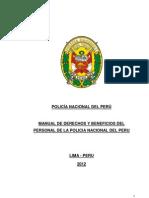Derechos POLICIA NACIONAL DEL PERU