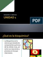 importancia de la bioquìmica en la salud