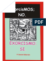 Albarran, Daniel - Exorcisno Si o No