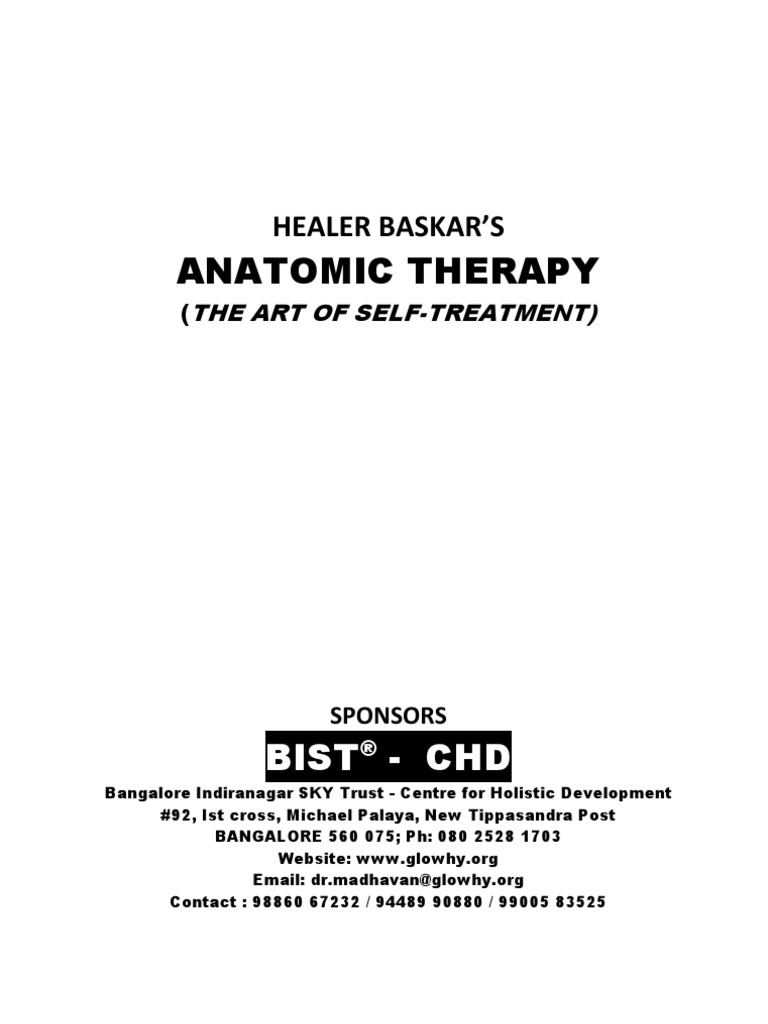 Anatomic Therapy | Taste | Pancreas