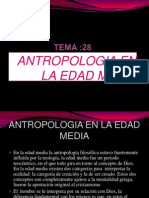 Tema 28 Antropologia Medieval