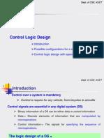 59140309 Control Logic Design (1)