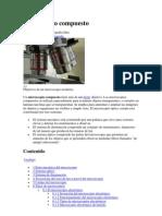 Microscopio compuestoererere
