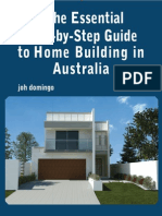 The Essential Step-By-Step Guide to Home Building in Australia