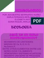 CICLO HIDROLOGICO