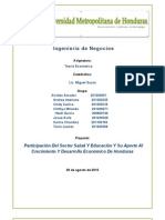 Proyecto Final Teoria Economica FINAL