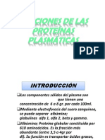 proteinas plasmáticas