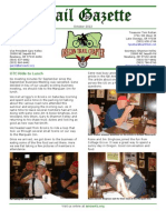 Trail Gazette - October 2012