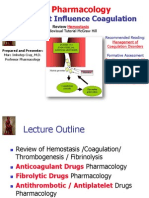 Cardiovascular Pharmacology_Drugs Affecting the Blood