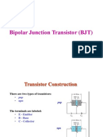 Lecture 3 Bipolar Junction Transistor