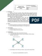 Praktek 1 VLAN (D-WAN)