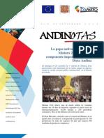 La papa nativa se mostró en Mistura 2012, como un componente importante para la dieta andina