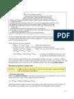 F321 Acid Reactions