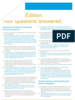 17th Edition Q and A Factsheet