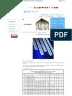 Mild Steel Flat Sections 385265