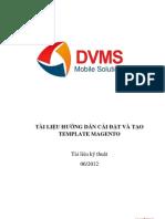 DVMS Template Magento