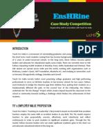 Enshrine Case Study by Ushr and Tfi4