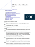 Annual Report - TCHRD - 1997